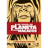 De Volta Ao Planeta Dos Macacos - A Série Animada Completa
