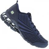 Tênis Esportivo - Masculino Oxer Modelo Netuno- Azul Escuro