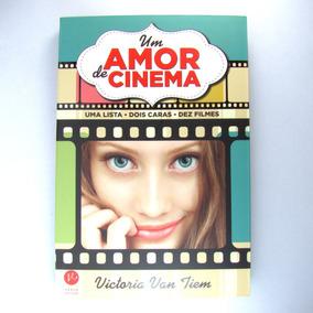 Livro Um Amor De Cinema - Victoria Van Tiem