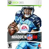 Madden 08 Xbox 360