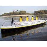 1:325 Titanic Rms Rc R/c Barco Rc Barco Listo Para Correr