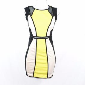 Mustard Seed Vestido Negro Centro Fosfo S Msrp $750