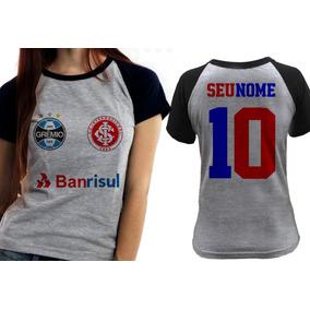 Camisetas Do Gremio E Do Inter Atacado - Camisetas e Blusas no ... 6e1cc2b0a5756