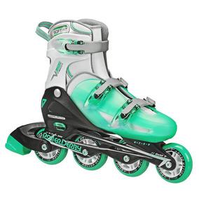 Patines Roller Derby V500 Inline De Dama Niño Niña