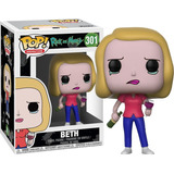 Funko Pop Beth Mint