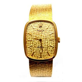 0bb9ecb4031 Rolex Cellini Ouro Feminino Deployant - Relógios De Pulso no Mercado ...