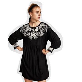 Argentina Bordado De Mujer Libre Vestido Mercado En Vestidos Zara agntwPx8