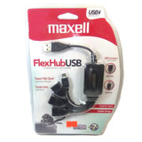 Cable Hub Flex Usb Multiple Mouse Teclado Mp3/4 19-01-1022