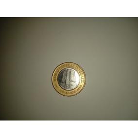 Moeda R$ 1,00 Comemorativa Aos 40 Anos Banco Central
