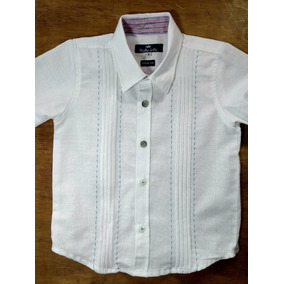 Hermosas Camisas Estilo Guayabera Nicolas Leroi ce0032c0af8