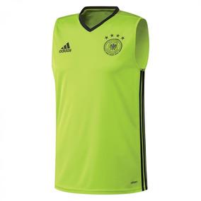 adidas Performance Playera Desmangada Alemania Pants Jersey