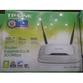 Tp-link 300mbps 2 Antenas
