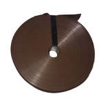 Cinta Rompevientos Chocolate P Malla Cicloni Rollo 10m2 Ch10