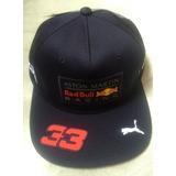 Gorra Red Bull Racing F1 Max De Verstappen 2018 e2a1e91167b