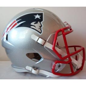 Casco Riddell Replica Nfl Patriotas New England Patriots a177078f60c