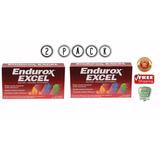 2x Endurox Excel 60 Cap - Promocao & Envio Gratis Val 02/20