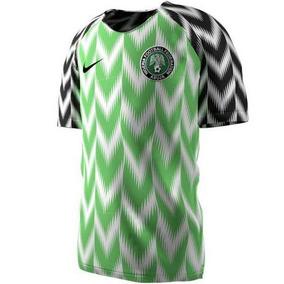 Camiseta de Nigeria para Adultos en Mercado Libre Argentina 2ef5398636873