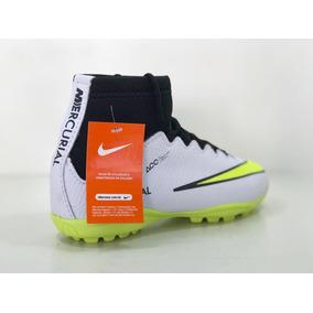 Chuteira Nova Da Nike De Botinha Amarela - Sapatos no Mercado Livre ... 52beae42c433c