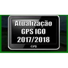 Atualização Gps Igo 2018