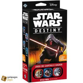 Card Game Star Wars Destiny Pacote Inicial Kylo Ren - Novo