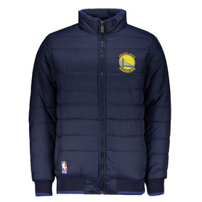 403a3dd31 Jaqueta Nba Golden State Warriors Stuff Marinho