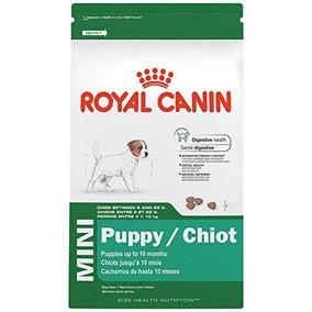 Croquetas Alimento Perro Cachorros Mini Royal Canin 1.1kg