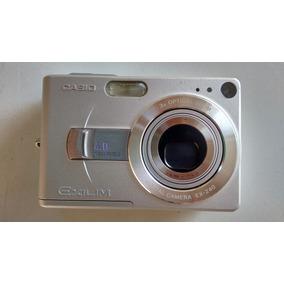 Câmera Digital Casio Exilim Ex Z-40 Completa Defeito Peças