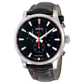 842cc97f15a Relogio Mido Multifort Mostrador Preto Masculino - Relógios De Pulso ...