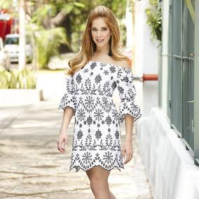 ca2c98220 Vestido Casual Corto Pegado - Vestidos de Mujer Textura en Jalisco ...