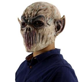 Máscara Látex Orc Monstro Terror Festas