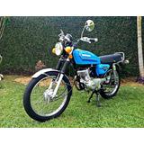 Honda Cg 125 Ano 1979 (bolinha)