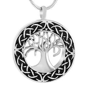 Tatuaje árbol Celta Con Nombre Cadenas Y Collares En Mercado Libre
