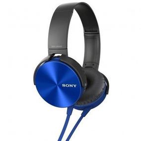 Fone De Ouvido Profissional Sony Xb450 Headphone Pc/cel