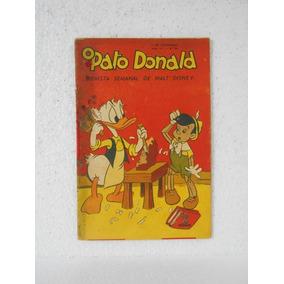 Pato Donald Nº 56 - Ano 1952