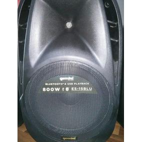 Corneta 15 Amplificado Mp3/usb/sd/bluetoo