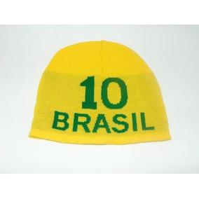 Touca Amarela De Lã Toucas - Acessórios da Moda no Mercado Livre Brasil 4095b6e98f4