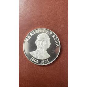 e781b5299a Medalla De Plata Presidentes De Mexico Martin Carrera