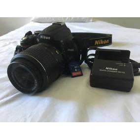 Dsrl Nikon D5000 + Lente 18-55mm 12mp | Ótimo Estado