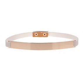Cinturones Metalicos Mujer - Cinturones Mujer en Mercado Libre México 61b9aaae6236