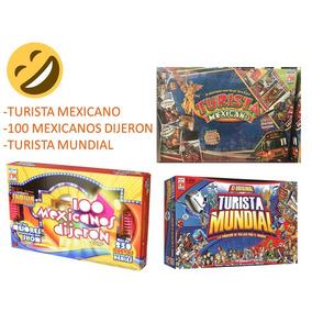 Padrisimo Juego De Mesa 100 Mexicanos Dijieron En Mercado Libre Mexico