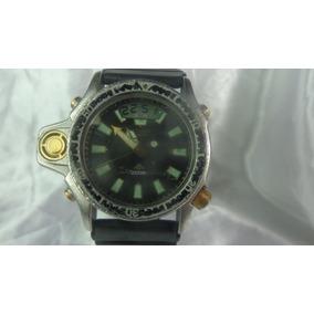 89afd78ef3c Citizen Promaster Aqualand Antigo - Relógios no Mercado Livre Brasil