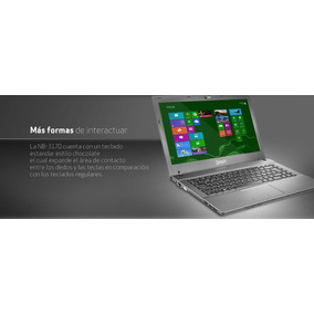 Laptop Amd C70 Dual Core 1,0ghz Marca Siragon Siragon Nb-317