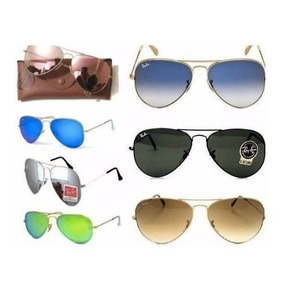 Óculos De Sol Ray Ban Aviador P M G (todas As Cores) - Óculos no ... b042a3748e