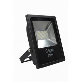 Refletor De Led G-light 50w Ip 65