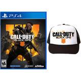 Call Of Duty Black Ops 4 Ps4 +obsequio: Gorra. Esp Latino