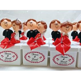 e9aa416335ae1 100 Lembrancinha Casamento Biscuit - Lembrancinhas de Casamento 100 ...