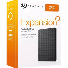 Hd Externo Seagate 2tb Usb 3.0 Usb 2.0 / Ps4-xbox-pc-not