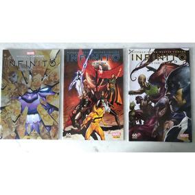 Saga Infinito - Marvel