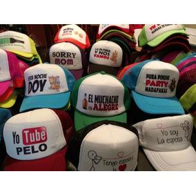 Gorras Trucker Personalizada Preguntar Por Cantidad