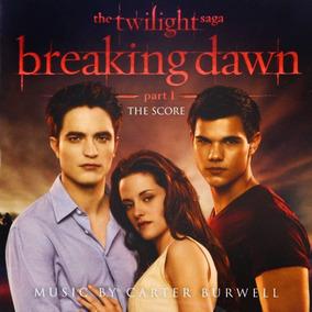 cd trilha sonora de amanhecer parte 2